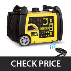 Champion 3100 Watt RV Ready Portable Inverter Generator