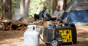 Best Cheap Generators for Camping