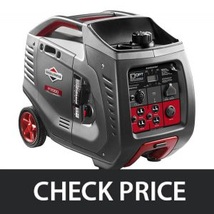 Briggs Stratton 30545 P3000 PowerSmart Series Portable 3000 Watt Inverter Generator