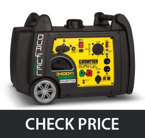 Champion 3400 Watt – Dual Fuel RV Ready with Electric Start