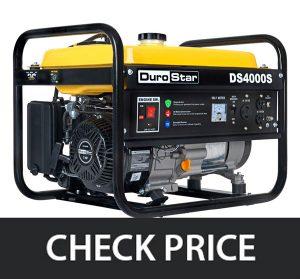 DuroStar DS4000S – Gas Powered Portable Generator