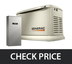 Generac 7043 Home Standby – with Air Cooled 22kW19.5kW