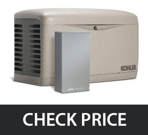 Kohler 20RESCL 200SELS – Air Cooled Standby 20000 Watt
