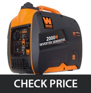 WEN 56200i – Super Quiet 2000 Watt Portable Inverter Generator