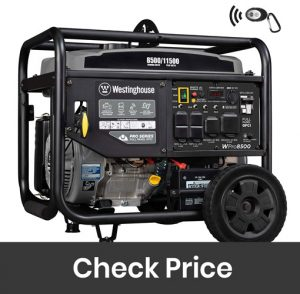 Westinghouse WPro8500 Super Duty Industrial Portable Generator