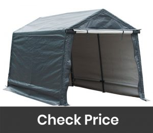 Abba Patio Storage Shelter Feet Outdoor Carport Shed