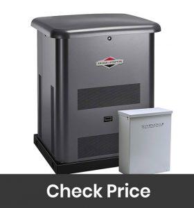 Briggs Stratton 40445 8000 watt Home Standby Generator System