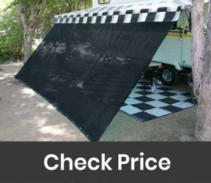 EZ Travel Collection RV Sun Shade Canopy Shelter