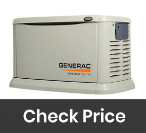 Generac 6237 Guardian Series 8kW