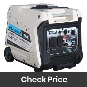 Pulsar PG4000iSR Quiet Inverter Generator