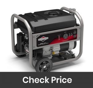 Briggs Stratton 30676 Portable Generator with RV Outlet