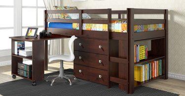 Best Bunk Beds with Storage