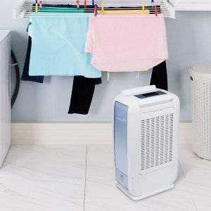 Best Dehumidifiers for Drying Clothes