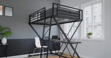 Best bunk beds with desk