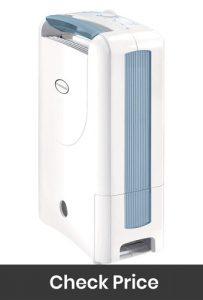EcoSeb DD122EA SIMPLE 15 Pint Desiccant Dehumidifier