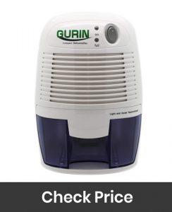 Gurin Thermo Electric Mini Dehumidifier