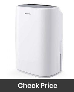 Inofia 30 Pints Dehumidifiers