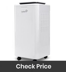 Ivation 11 Pint Small Compressor Dehumidifier