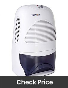 Ivation IVADM35 Thermo Electric Dehumidifier