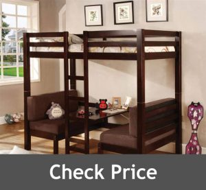 Joaquin Twin over Bunk Bed