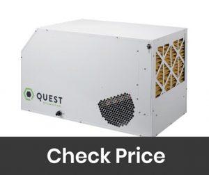 Quest 700831 Dual 215 Overhead Dehumidifier