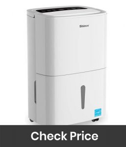Shinco 70 Pints Dehumidifiers with Built in Pump