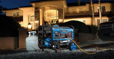 Steps to Hook up a Portable Generator to a House