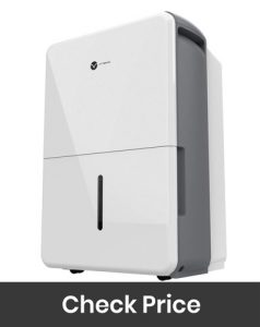Vremi 4500 Sq. Ft. Dehumidifier Energy Star Rated for Large Spaces and Basements