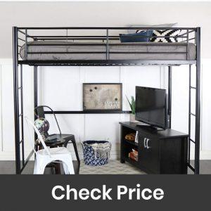 WE Furniture AZDOLBL Bunk Bed