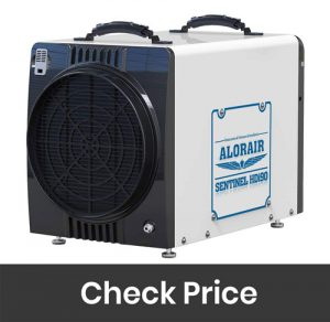 AlorAir Duct able Dehumidifiers Saturation 90 Pints