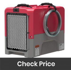 AlorAir LGR 85 Pint Dehumidifier with Pump