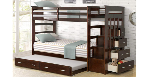 Best Bunk Beds For Adults With Storage To Buy In 2020 Globo Tools