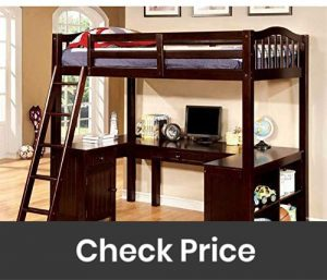 Furniture of America Franklyn Bed