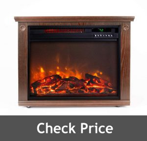 Lifesmart Large Space Room Infrared Heater