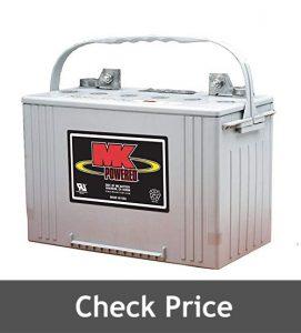 MK Deep Cycle Gel Cell Battery