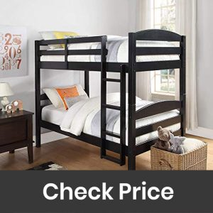Mainstays Twin Bunk Bed