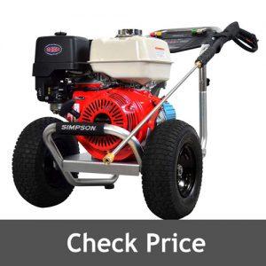 SIMPSON ALH4240 Pressure Washer