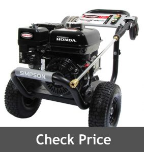SIMPSON Cleaning PS3228 Pressure Washer Honda GX200