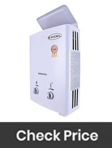 VENTFREE Tankless Gas Water Heater