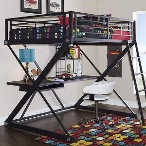 Best Bunk Beds for Adults with Desk