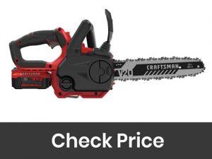 CRAFTSMAN V20 CMCCS620M1 Cordless Chainsaw