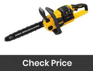 DEWALT DCCS670X1 FLEXVOLT Cordless Chainsaw Kit