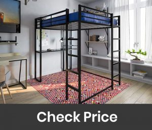 DHP Abode Full Size Bunk Bed