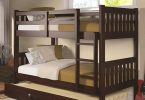 Top Bunk Bed Storage