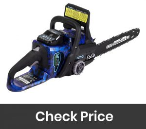 Zombi ZCS12017 Corded Electric Chainsaw