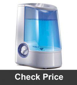 Vicks (V745A) Warm Mist Humidifier