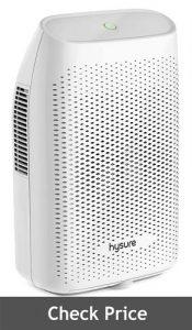 Hysure Quiet and Portable Dehumidifier