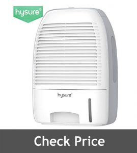 Hysure Portable Mini Dehumidifier