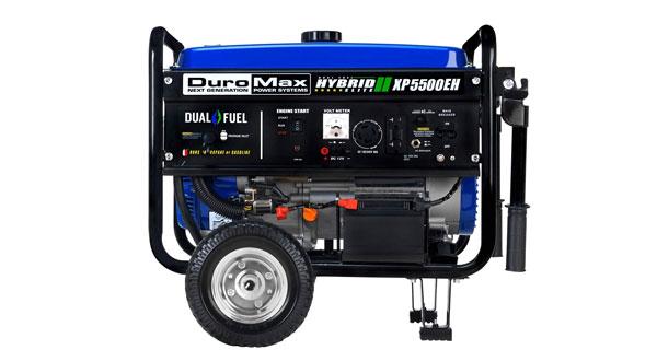 Best DuroMax Dual Fuel Hybrid generator