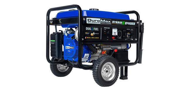 Duromax xp4400eh review